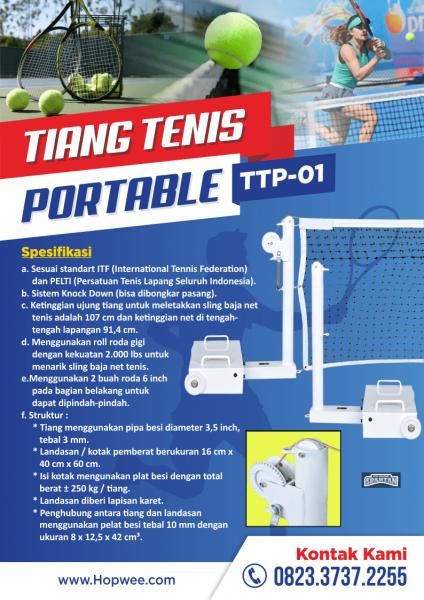 jual-tiang-tenis-portable-grosir-murah